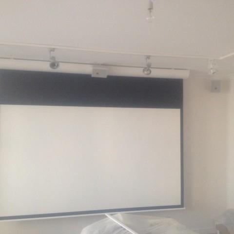 3D домашний кинозал