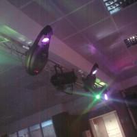 Диско-зал студенческого клуба «Синтез» Кубанского Государственного Аграрного Университета