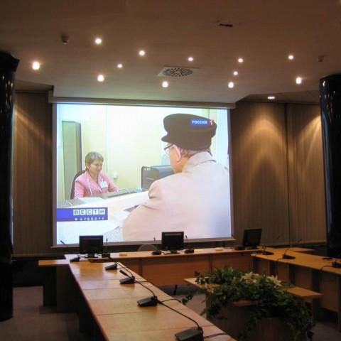 Конференц-зал, Банк, г. Самара