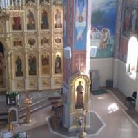Свято-Троицкий храм, ст. Новодонецкая, Краснодарский край