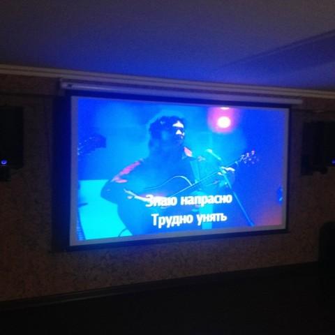 Караоке в частном доме, г.Краснодар